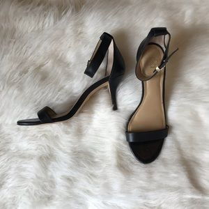 Stunning Ann Taylor Leather Heels